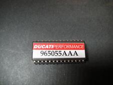 Ducati ST2 Eprom Steuergerät Chip für Öffene AUSPUFF RACING SILENCER 965055AAA