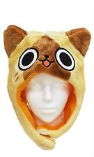 SAZAC Kigurumi Cap Monster Hunter Feylne Cosplay Costume Party Plush Kawaii
