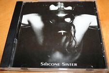 SILICONE SISTER s/t CD Glam HAIR METAL Indie NASTY IDOLS Big Bang Babies INTICE