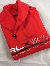 RLX  RALPH LAUREN THE SUB ZERO PERFORMANCE  SWEATSHIRT(SMALL) $ 125