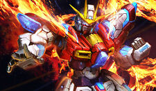 232 Gundam Builder Try PLAYMAT CUSTOM PLAY MAT ANIME PLAYMAT FREE SHIPPING
