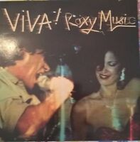 *NEW* CD Album Roxy Music - Viva Viva! (Mini LP Style Card Case)