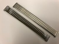 Speidel Gents Stainless Steel Expanding watch strap 18mm at point of fixing