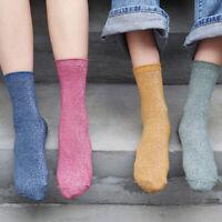 1Pair Fashion Women Retro Spots Elastic Stockings Ankle Short Casual Socks New