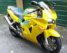 Yellow Glossy ABS Fairing VFR800 Kit Fit HONDA VFR 800 1999 2000 1998-2001 31 A3