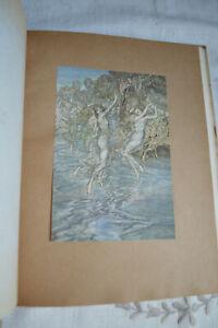 Comus par John Milton Illustré par Arthur Rackham numéroté 48/300 tirage luxe