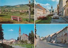 AK aus St. Oswald bei Freistadt, Mehrbildkarte, Oberösterreich  (E18)