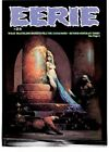 "RARE:  Frazetta ""Egyptian Queen"" Eerie Cover vintage poster"