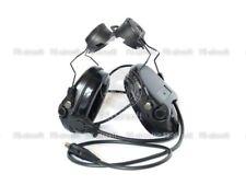 SARA Helmet Rail Adapter for MSA Sordin Headset (mbitr prc-148 152 peltor TRI)