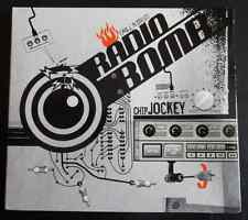 RADIO BOMB Chip Jockey 6 - NEW CD SPIRAL TRIBE BEDLAM Drum N Bass Techno SALE!!!