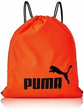 Puma fase Gym saco turnbeutel, Shocking Orange Black, OSFA