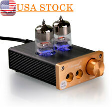 Nobsound Audio Mini 6J9 Vacuum Tube Headphone Amplifier Stereo HiFi Earphone Amp