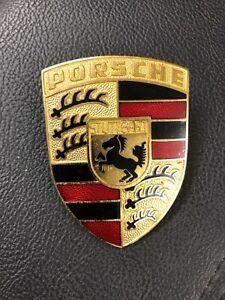 Porsche Emblem - Wappen - 50 mm x 68mm - Nr. 901.559.210.20