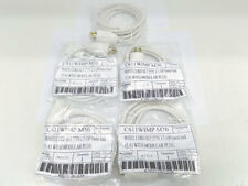 NEW (Lot of 5) Lithonia Acuity CS11WIMP-M30 Twist Lock Cords w/ 6' Modular Plugs