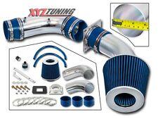 """3"""" BLUE Cold Air Intake Induction Kit + Filter For 88-95 4Runner/Pickup 3.0L V6"""