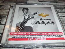 JOHNNY HALLYDAY   LEGENDES  2 CD  NEUF  50 TITRES