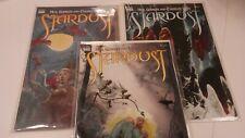 Dc Vertigo Neil Gaiman Charles Vess Stardust Comic #1, 2 & 3