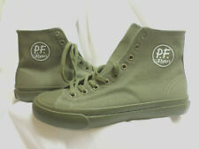 New Balance P.F. Flyers Rigid Wedge Hightop Canvas Sneakers Shoes Size 8