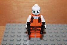 Lego Star Wars - Kopfgeldjäger Aurra Sing mit 2 Pistolen aus Set 7930