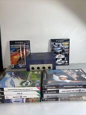 Nintendo GameCube Konsole und Spiele Bundle #1