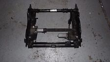 08 09 10 Chrysler Town Country Dodge caravan left front seat track & 2 motors