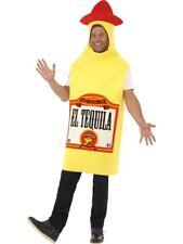 El Tequila Flasche Kostüm Mexiko Flaschenkostüm Einheitsgr. Junggesellenabschied