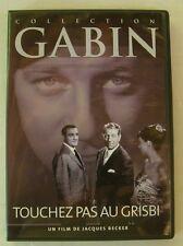 DVD TOUCHEZ PAS AU GRISBI - Jean GABIN / LINO VENTURA / Jeanne MOREAU - BECKER