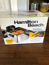 Hamilton Beach® Professional Style Stainless Steel Deep Fryer