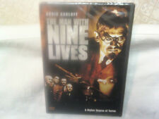 The Man With Nine Lives (DVD, 2005) - FACTORY SEALED!  EXCELLENT CONDITION!