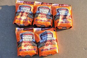 17.5 lbs Spectracide Fire Ant Shield - 3.5 Lbs. bags 2020 Product New Pesticide