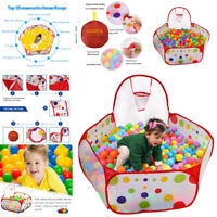 Ball Tent Baby Toy Stages Learn Laugh Toddler Kids Boys Girls Educational Pool P