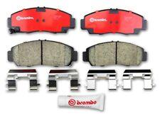 Disc Brake Pad Set-Premium NAO Ceramic OE Equivalent Pad Front Brembo P28034N