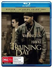Training Day (Blu-ray, 2016) Genuine & unSealed (D118)