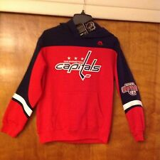 Washington Capitals Sweatshirt NHL Fan Apparel   Souvenirs  0ca61427d