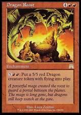 ▼▲▼ Dragon Roost (Perchoir du dragon) ONSLAUGHT #198 ENGLISH  MTG  Magic