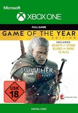 The Witcher 3: Wild Hunt Edition Game of the Year XBOX ONE  Xbox Series X|S Key