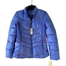 Via Spiga Smocked Quilted Puffer Fashion Luxury Women's Jacket Coat XL