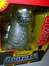 """NEW 8"""" Mechagodzilla vinyl art figure (MISB) Godzilla Kaiju (2019) Kidrobot"""