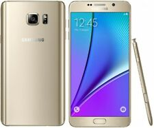 Samsung Galaxy Note 5 N920V UNLOCKED Verizon GSM ATT T-Mobile 4G Smartphone Gold