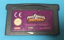 Power Rangers Ninja Storm Gameboy Advance Cartridge Only