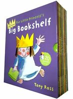Little Princess Story Picture 20 Book Box Set Collection Tony Ross Childrens New