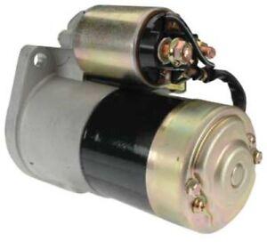 Starter Motor-RWD, Auto Trans WAI 17454N