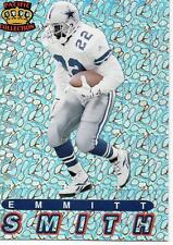 Emmitt Smith - 1994 Pacific Crown Collection Prizm 110 - w/ Hard Case