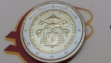 2 euro VATICAN 2013 siege vacant Vaticano Vatikan sede vacante sedisvakanz