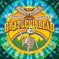 GRATEFUL DEAD - SUNSHINE DAYDREAM (VENETA,OR,8/27/72) 3 CD + DVD NEUF