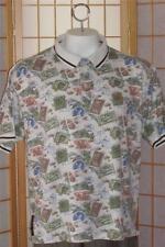 Mens Rapper 1972 NOTORIOUS BIG Cotton Polo Shirt XXXL
