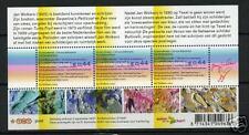 Nederland Blok  2518 weken van de kaart 2007 - Jan Wolkers -
