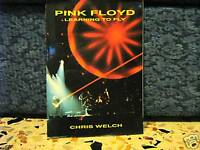 PINK FOLYD-LEARNING TO FLY-LIBRO IN INGLESE-160PAGINE