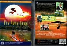 FLY AWAY HOME Anna Paquin Jeff Daniels geese NEW DVD R4 (Region 4 Australia)