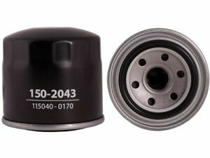 For 1980-1981 Plymouth Champ Oil Filter Denso 81519ZX FTF Engine Oil Filter
